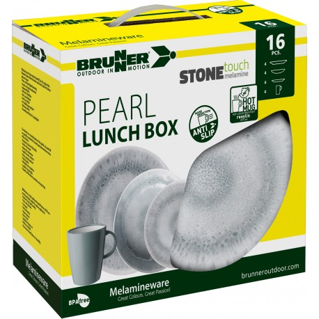 Set Lunch Box Pearl