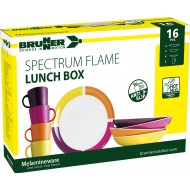 Lunch Box Flame
