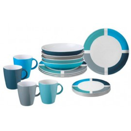 Set piatti Lunch Box Aquarius