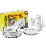 Set piatti Melamine Set Serenade