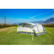 Coppia sgabelli in alluminio