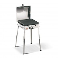 Barbecue ghisa gas Mono INOX