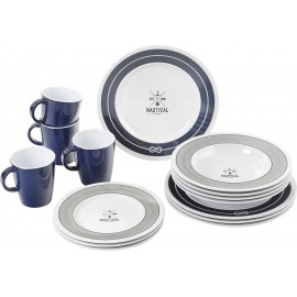Dinner Service Nautical Melamine