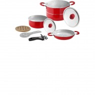 Set Popote COSMIC ALU COOKING