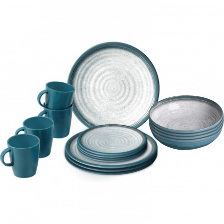 Set piatti Lunch Box Tuscany Melamine Brunner
